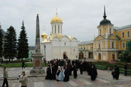 Trinity-St. Sergius Lavra