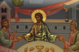 Christ revealed in the breaking of Bread