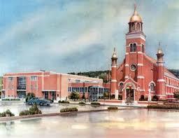 His Grace's home parish
