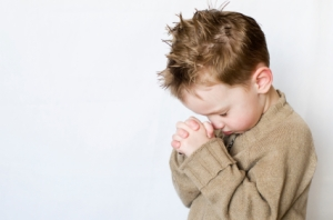 Insp Boy Prays